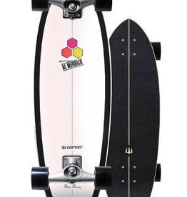 Carver Carver C7 Raw CI Black Beauty - Skate Cruiser - 31.75""