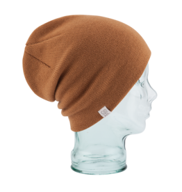 Coal Headwear Coal The FLT Beanie 2019 - Light Brown