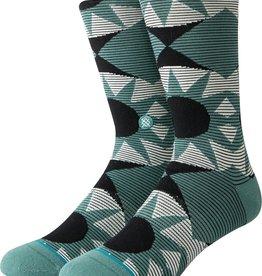Stance Stance Lens Men's Socks - Sea Green Large (9-12)