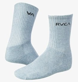 RVCA RVCA Heather Union Socks - Blue