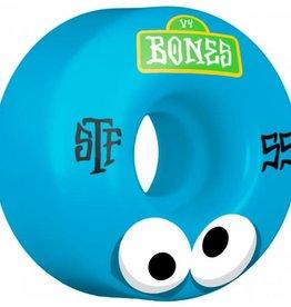Bones Bones STF V4 Googly Blues Wheels 55mm 103A (set of 4)