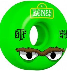 Bones Bones STF V1 Mean Greens Wheels 54mm 103A (set of 4)