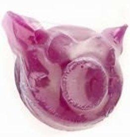 Pig Head Purple Curb Wax