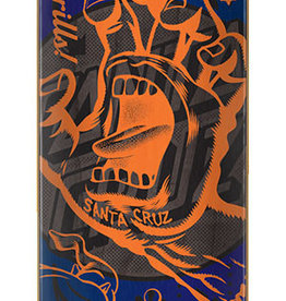 "Santa Cruz Skateboards Santa Cruz Flash Hand VX Deck- 8.8"" x 32.5"""