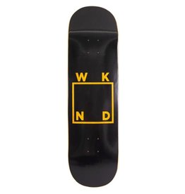 "WKND Black Logo - Deck 8.5"" - Asstd Colors/Veneers"