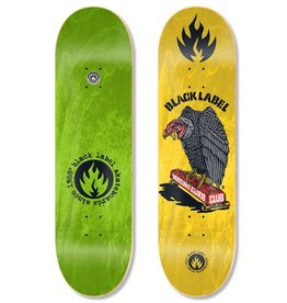 "Black Label Black Label ""Vulture Curb"" 8.8″ x 32.8″ deck"