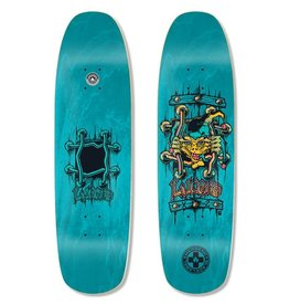 Black Label Black Label Lucero X2 Deck 8.88 x 32.25 x 14.75WB - Teal
