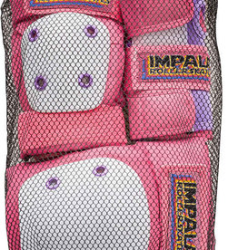 Impala Rollerskates Impala Youth Protective Set (Knee Pad/Elbow Pad/Wrist Guard)- YS