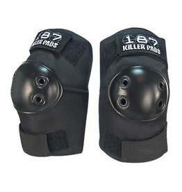 187 Killer Pads 187 Killer Pads Elbow Pads - Black -