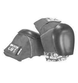 187 Killer Pads 187 Killer Pads Pro Knee Pad Black/White - Medium