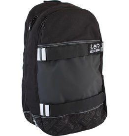 187 Killer Pads 187 Standard Issue Backpack - Black
