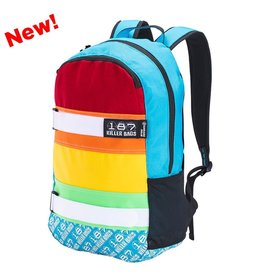 187 Killer Pads 187 Standard Issue Backpack - Rainbow