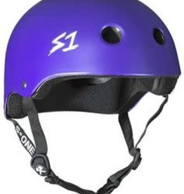 S-One Helmets S-ONE Mini Lifer CPSC Helmet - Purple Matte