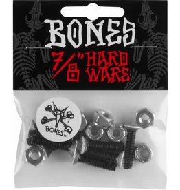 "ATM Bones Hardware 7/8"" - White Tops"