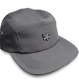 Thrasher Thrasher Skategoat 5 Panel Hat  - Grey