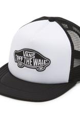 Vans Vans Classic Patch Trucker Hat - White/Black