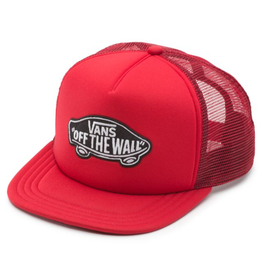 Vans Vans Classic Patch Trucker Youth Hat - Red