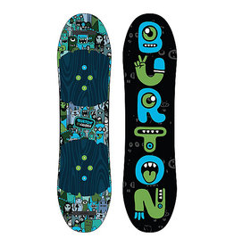 burton Snowboards Burton 2020 Chopper Snowboard Deck - No Color