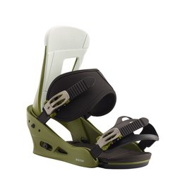 burton Snowboards 2020 Burton Freestyle Bindings - Camp on Green