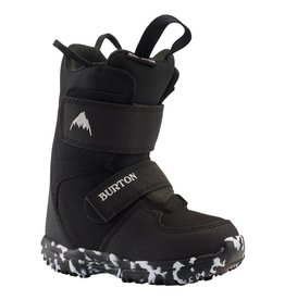 burton Snowboards 2020 Burton Mini-Grom Youth Boots - Black