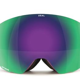 Zeal Zeal Portal Plum Goggles 2020 - Jade Mirror