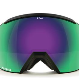 Zeal Zeal Hemisphere Dark Night Goggles 2020 - Jade Mirror