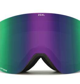 Zeal Zeal Hatchet Smokeshack Goggles 2020 - Jade Mirror