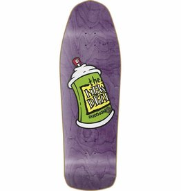 "New Deal New Deal Spray Can SP Deck - Purple - 9.75"" x 31.5"""