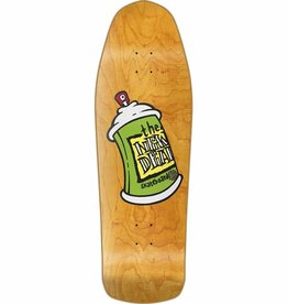 "New Deal New Deal Spray Can SP Deck - Orange - 9.75"" x 31.5"""