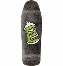"New Deal New Deal Spray Can SP Deck - Black - 9.75"" x 31.5"""