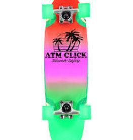 """ATM ATM Cruiser Complete """"Sidewalk Surfing"""" 7.6 x 27"""