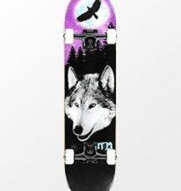 "ATM ATM Skateboard Complete - Lone Spirit - 7.25"" x 29.375"""