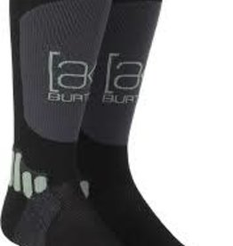 burton Snowboards Burton 2020 Men's Endurance Socks - True Black