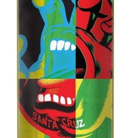 "Santa Cruz Skateboards Santa Cruz Handblocker Deck 7.25"" x 29.9"""