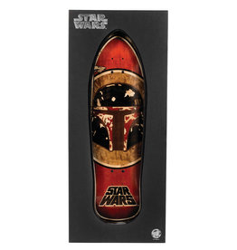 Santa Cruz Skateboards Santa Cruz x Star Wars Boba Fett Inlay Deck