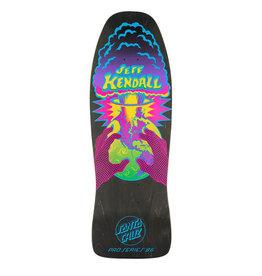 "Santa Cruz Skateboards Santa Cruz Kendall End of the World Re-Issue Deck 10"" x 29.7"""