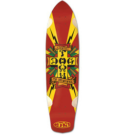 Dogtown Dogtown Skateboards Longboard Deck - Death to Invaders