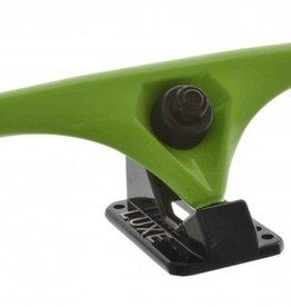 Luxe Luxe Longboards Reverse 45 Degree 180mm Trucks Green/Black