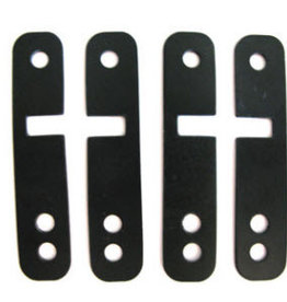 Loaded Loaded Longboards - Drop Thru Shock Strips ( Set of 4 )