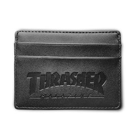 Thrasher Thrasher Magazine Card Wallet - Black