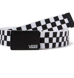 Vans Vans Deppster 2 Web Belt - Black/White Check