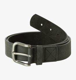 RVCA RVCA Truce Leather Belt - Black