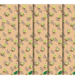 Mob Grip Mob Spongebob Squarepants Griptape 9 x 33 Clear