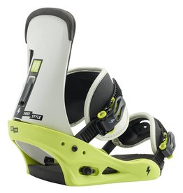 burton Snowboards 2019 Burton Freestyle Bindings - Dude Green