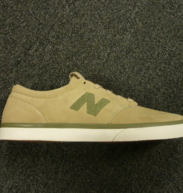 New Balance New Balance 345 Skate Shoes - Tan/Green