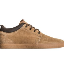 Globe Globe Chukka Skate Shoes - Dark Tan/Crepe