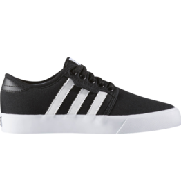 Adidas Adidas Seeley Junior shoes - Black/White/White