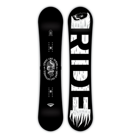 Ride Snowboard co. 2019 Ride Machete Jr. Snowboard Deck -