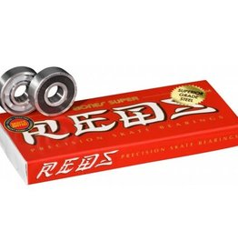 Bones Bones Super Reds - Bearings (8 pack)