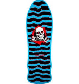 Powell Peralta Powell Peralta Geegah Ripper Blue Deck 9.75 x 30 x 15.125WB